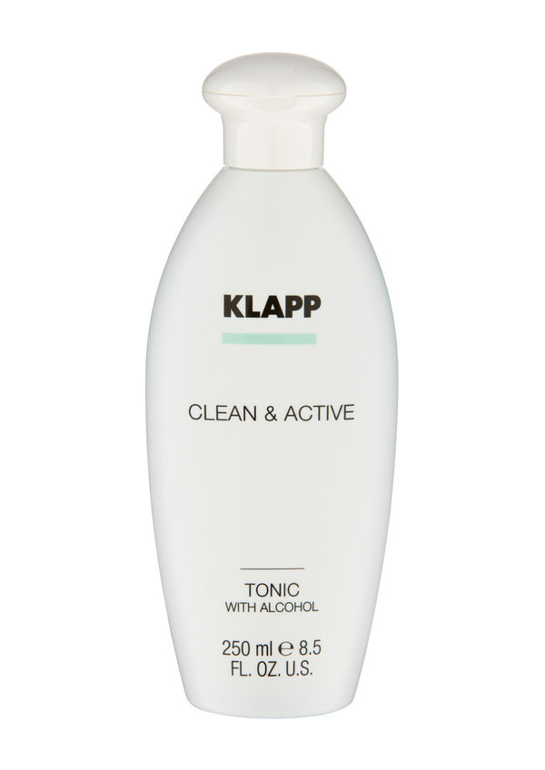 KLAPP Clean&Active Tonic with Alcohol